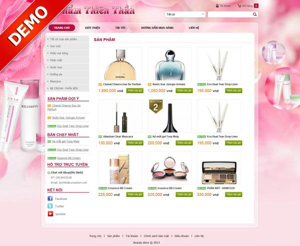 website my pham