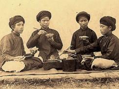 Những quy tắc bất thành văn trên mâm cơm Việt