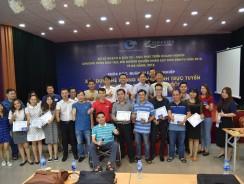 Hiệp hội Internet Việt Nam (VIA) phối hợp với các đơn vị thành viên tổ chức các khóa học trang bị kỹ năng kinh doanh trực tuyến và marketing online cho các doanh nghiệp vừa và nhỏ