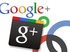 Tác dụng của nút G+ – Google plus