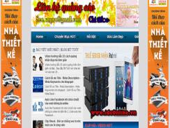 Đồ án quản lý website quảng cáo bằng PHP