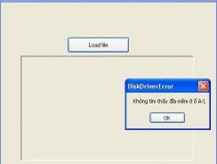 Bẫy lỗi và sử dụng cấu trúc xử lý lỗi (Try … Catch)