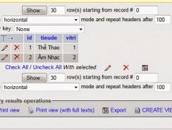 Từng bước học lập trình php căn bản qua dự án website giới thiệu sản phẩm – Trang xóa sản phẩm