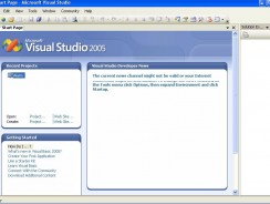 Hướng dẫn mở và chạy một chương trình VB.NET
