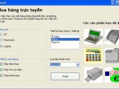 Làm việc với các điều khiển trên ToolBox