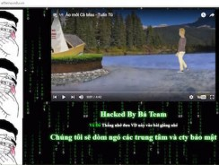 Trung tâm an ninh mạng Việt Nam bị hack